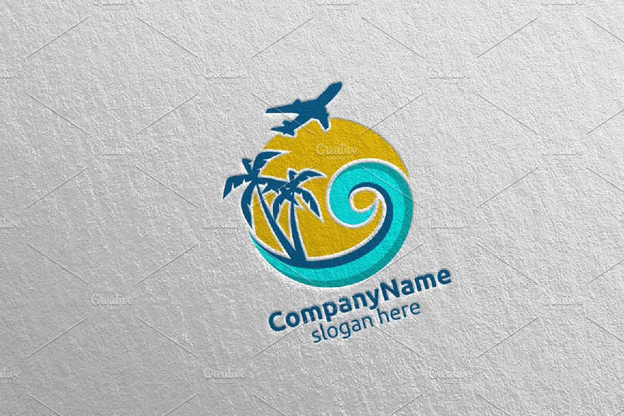 Travel and Tour Logo Design 24