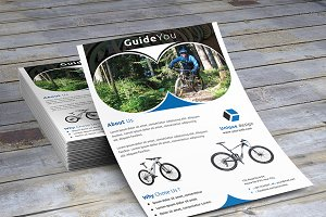 Multipurpose Sports Flyer vol-2
