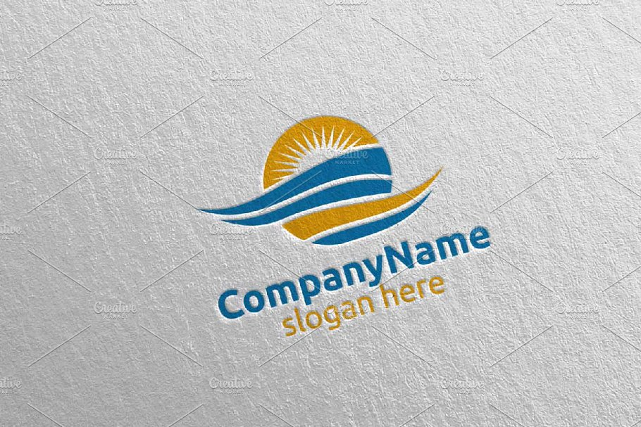 Travel and Tour Logo Design 25