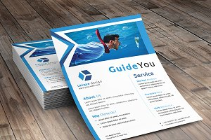 Multipurpose Flyer Template 02