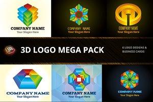 3D Logo Mega Pack