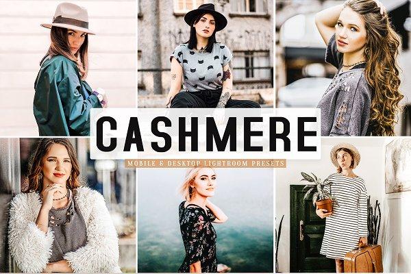 Cashmere Lightroom Presets Pack