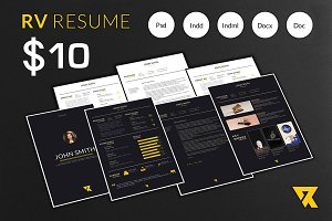 RV Resume Template v.1