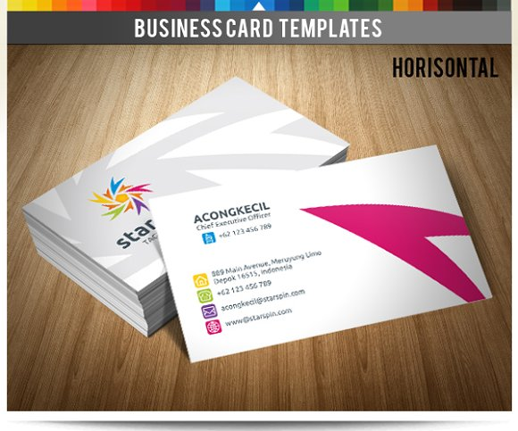 Premium business card star spin v2 business card templates premium business card star spin v2 business cards fbccfo Gallery