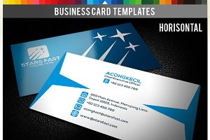 Premium Business Card - Stars Fast