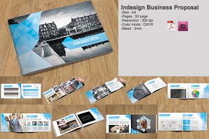 Indesign Business Proposal-V213