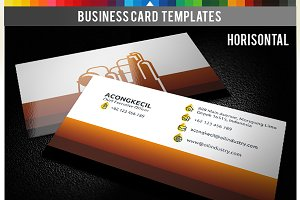 Premium Business Card - Oil Industry