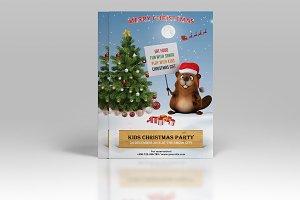 Christmas Invitation-V132