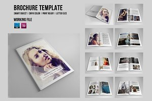 Photography Magazine Template-V275