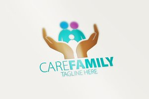 Care Family Logo