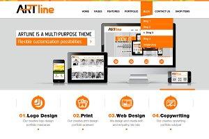 Artline HTML Template