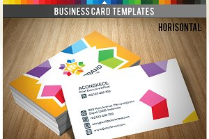 Premium Business Card - Star Brand