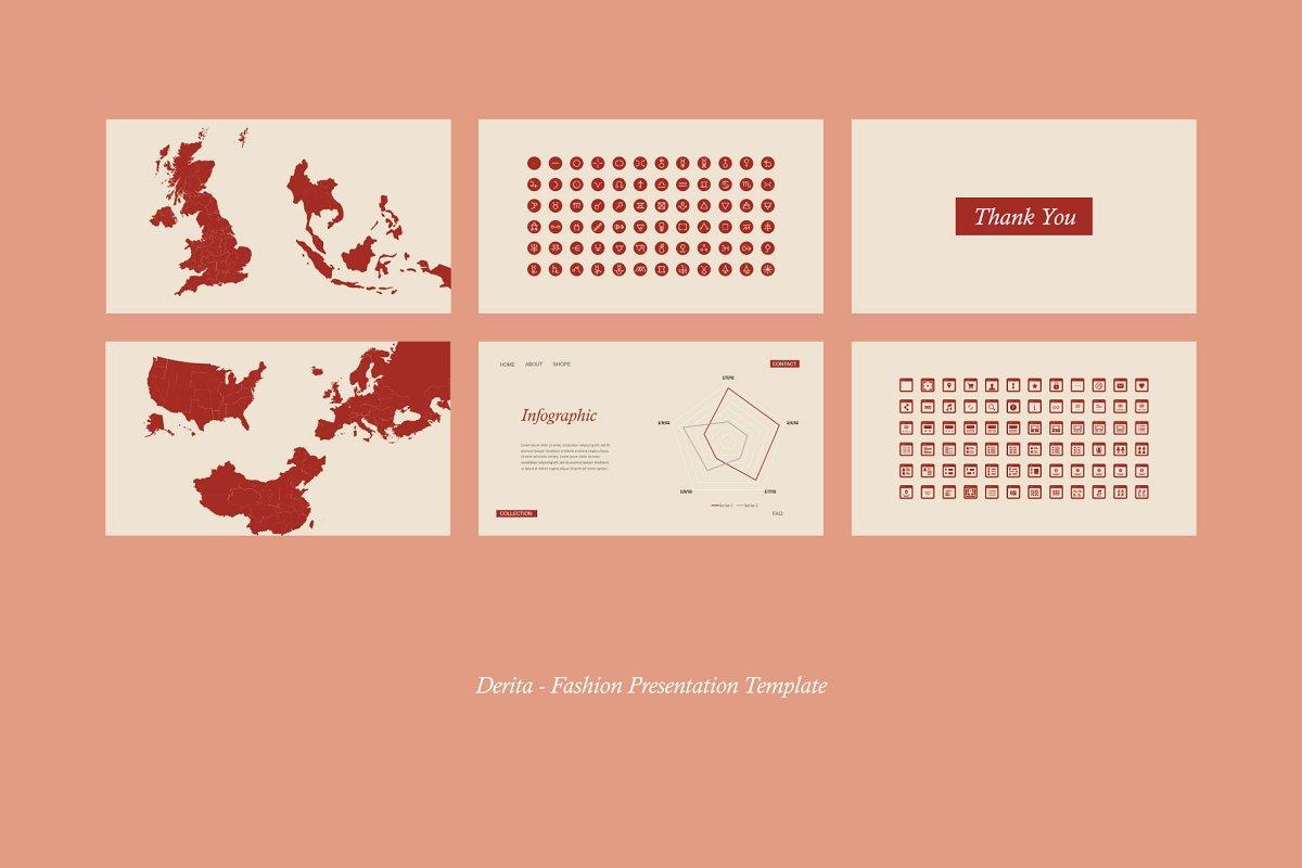DERITA - Google Slide Template