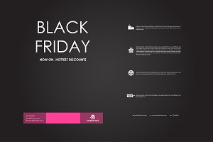 Black Friday. 21 Brochure Templates