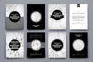 Molecular Brochure Templates