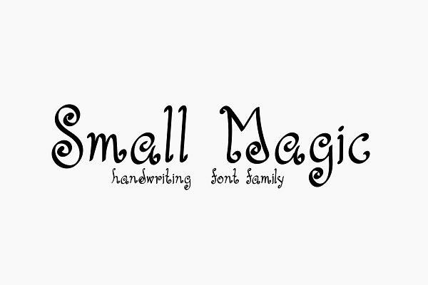 Best Small Magic Vector