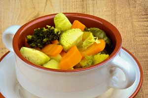 Vegetable Rustic Stew