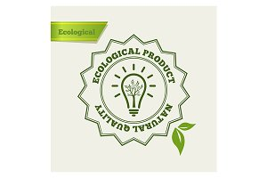 Eco Green icon.