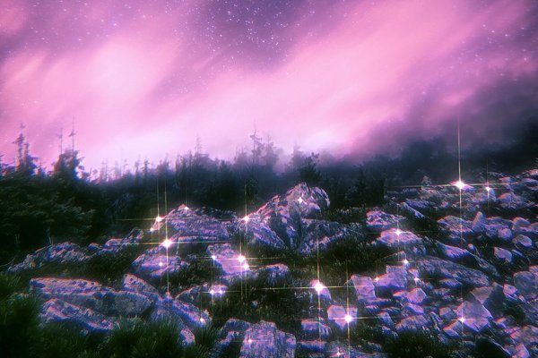 Dreamy Aesthetics Lo Fi Night Sky High Quality Nature Stock Photos Creative Market