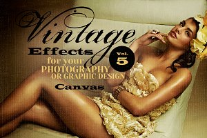 Effects 5 - Canvas