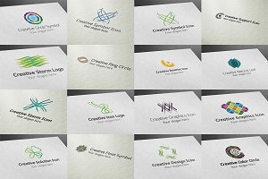 16 Creative Logo Pack 2