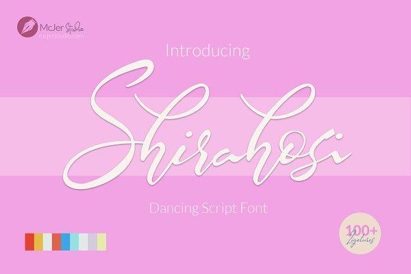 Best Shirahosi Vector