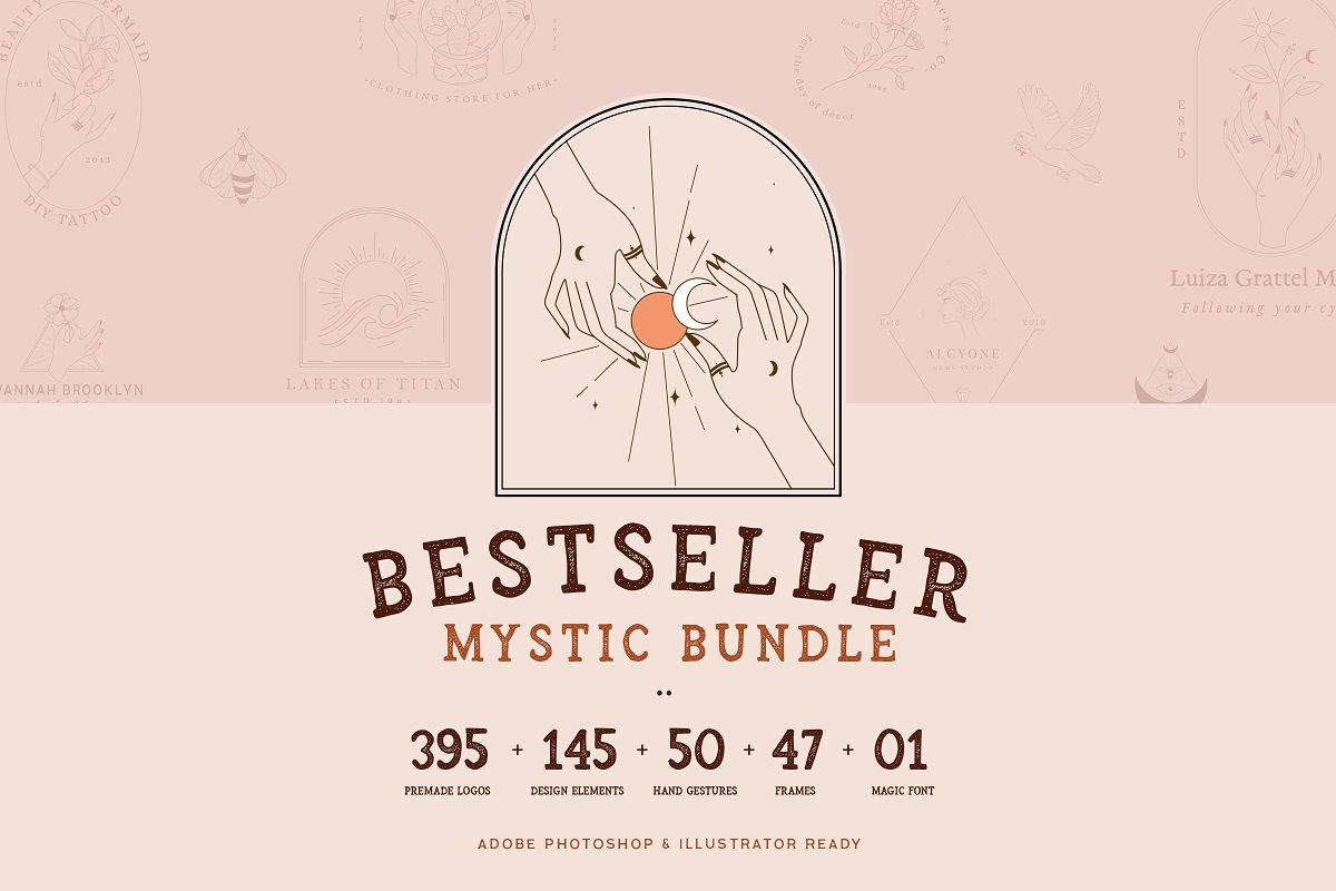 Bestseller Mystic Bundle//99% OFF