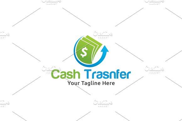 Money Transfer Logo