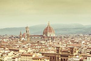 Firenze Skyline