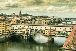 Vintage Ponte Vecchio