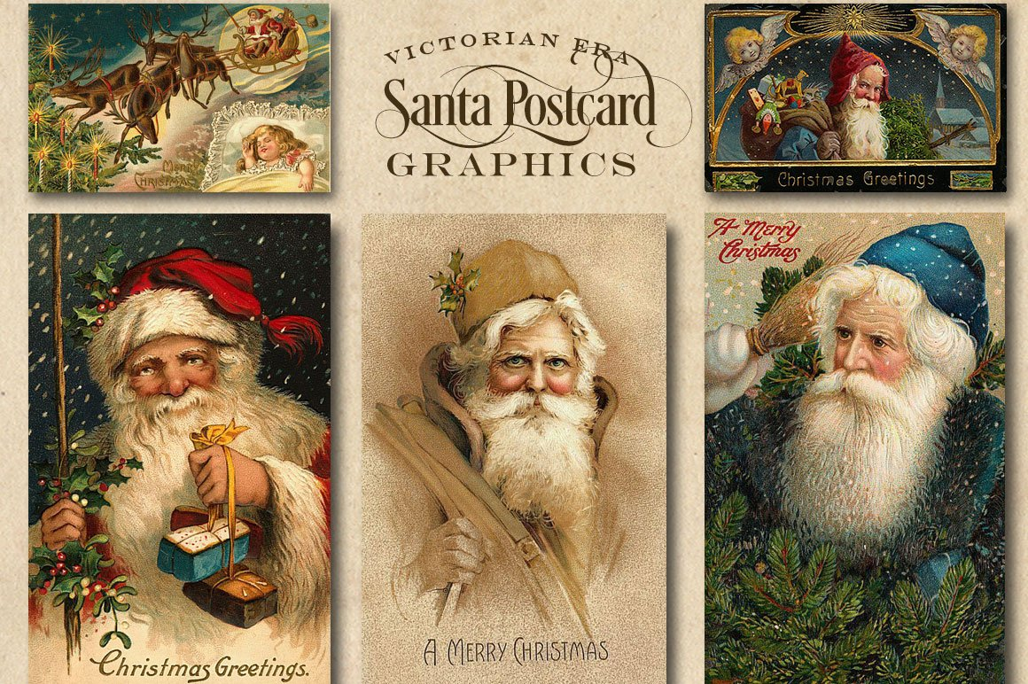 Old Fashioned Christmas Pictures Free