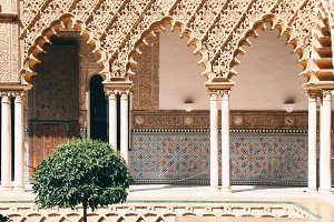 arches of andalusia no.4