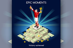 Football Champion Epic Moments