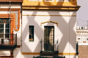 facades of europe - seville