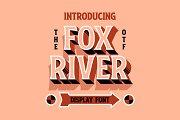 FOX RIVER FONT