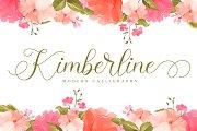 Kimberline Script Font