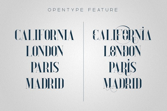 Daylight Dreams - Serif Font + Extra in Serif Fonts - product preview 6