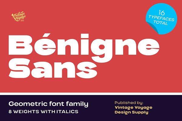 Benigne Sans • 50% OFF