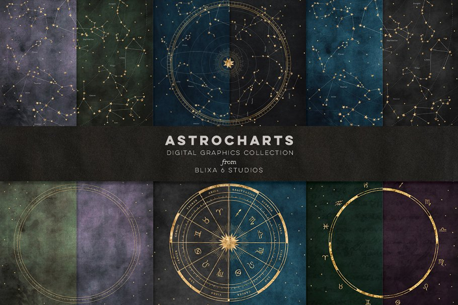 The AstroCharts Collection