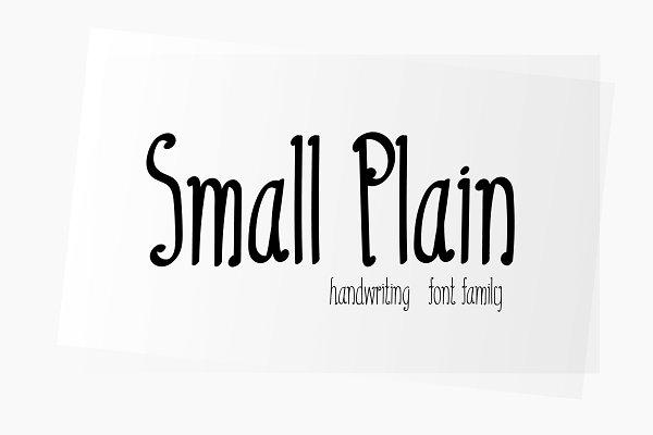 Small Plain