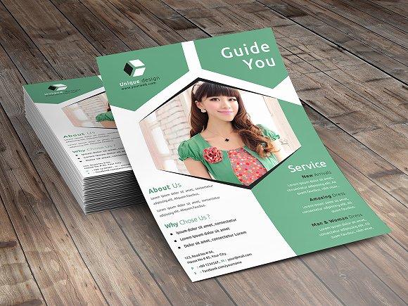 Multipurpose Fashion Flyer