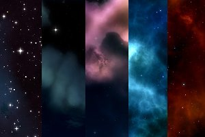 Nebula backgrounds 2