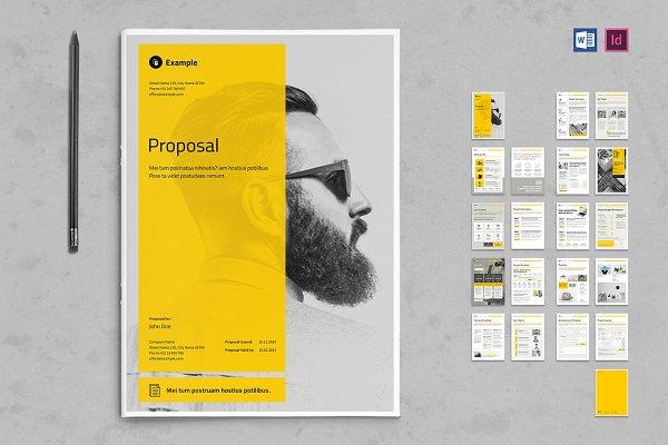 Proposal Bundle Vol. 2