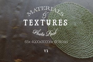 Materials & textures Photo Pack V1