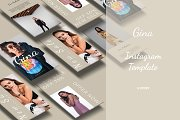 Gina Stories Instagram Template