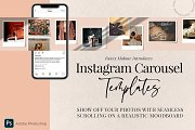 SALE Carousel Template for Instagram