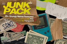 Junk Pack | 20+ Items/Textures
