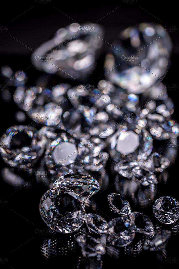 Diamonds - Beauty & Fashion