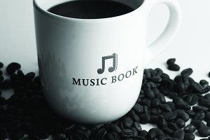 Music Book - Logo