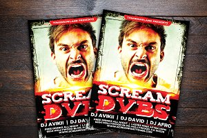 Scream DJ Party